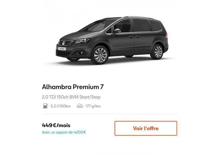 Alhambra Premium 7
